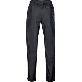 Marmot Precip - Pantalones de Trekking Hombre - negro